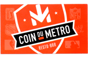 Resto-Bar Coin du métro